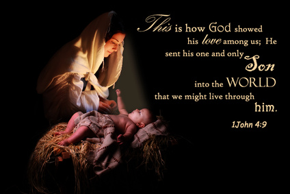 The best christmas gift what does the bible say about we sing about the baby jesus born in a manger but the story doesnt end there through jesus god offers each of us a perfect gift negle Choice Image